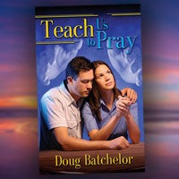 Teach Us to Pray - Paper or Digital Download