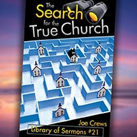 The Search for the True Church - Paperback or Digital PDF