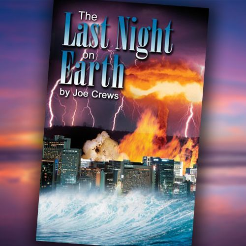 The Last Night on Earth - Paperback or Digital (PDF)