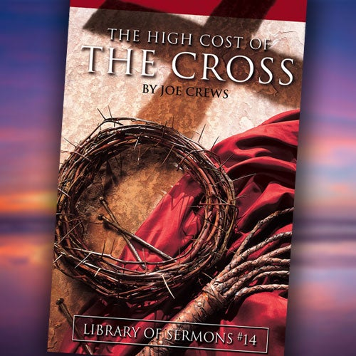 The High Cost of the Cross - Paper or Digital Download