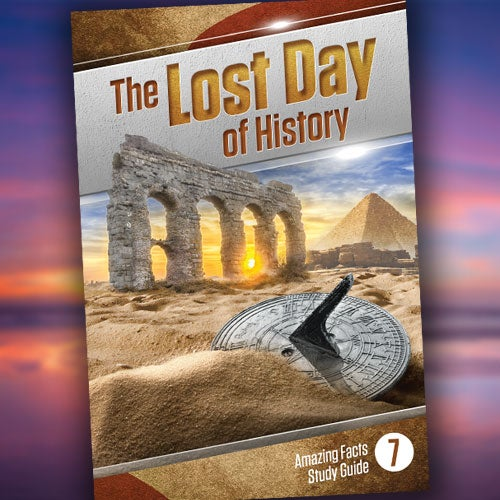 The Lost Day of History - Paper or Digital Download