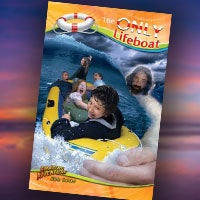 The Only Lifeboat - Paper or Digital PDF