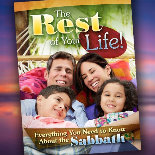 The Rest of Your Life - Paper or Digital PDF