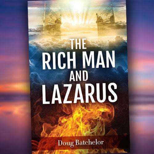 The Rich Man and Lazarus - Paper or Digital Download