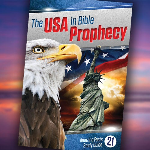 The USA in Bible Prophecy - Paper or Digital Download
