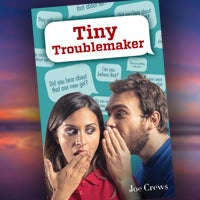Tiny Troublemaker - Paper or Digital Download
