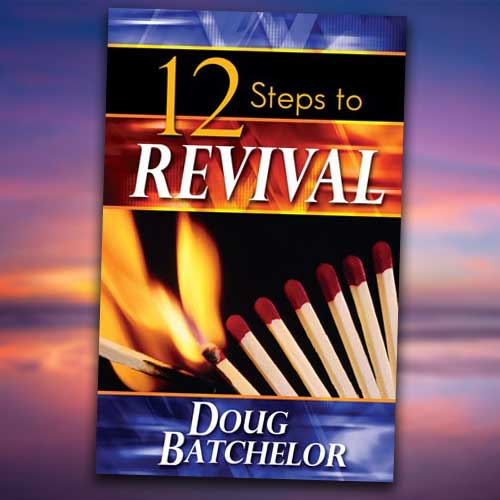 Twelve Steps to Revival - Paperback or Digital PDF