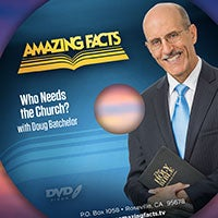 Who Needs the Church? DVD or Digital Download