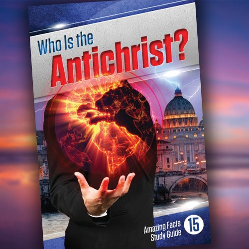 Who is the Antichrist? - Paper or Digital (PDF)