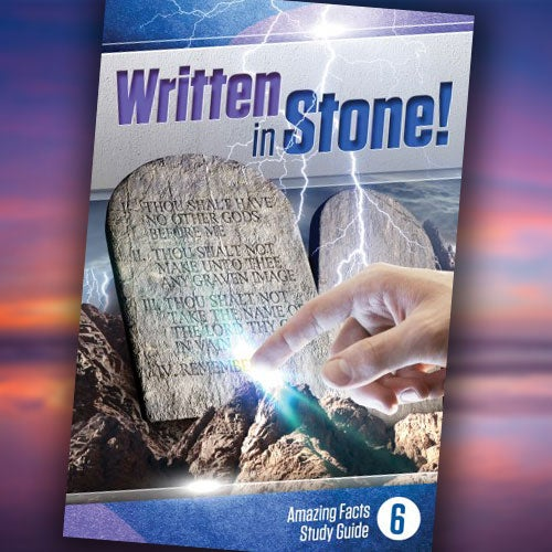 Written in Stone - Paper or Digital PDF