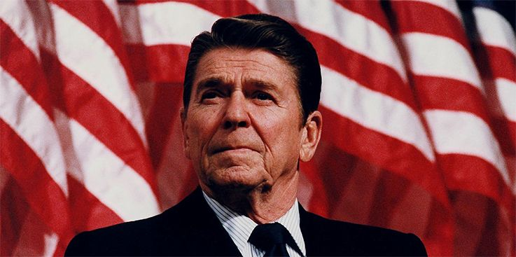 Antichrist Myths - Ronald Reagan
