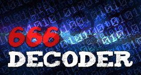 666 Decoder
