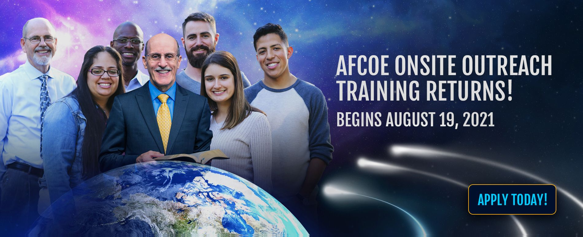 Apply for AFCOE