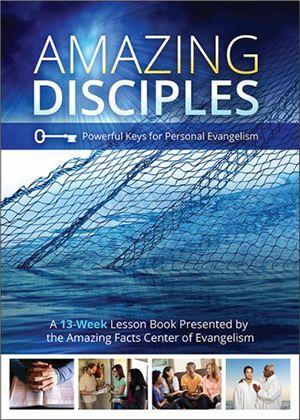 Amazing Disciples Lesson Book