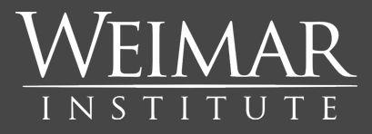 Weimar Institute Logo