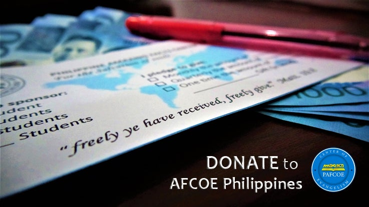 Donate to PAFCOE
