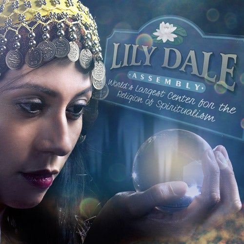 Every summer, the town of Lily Dale becomes a beehive of spiritualist activity, ...