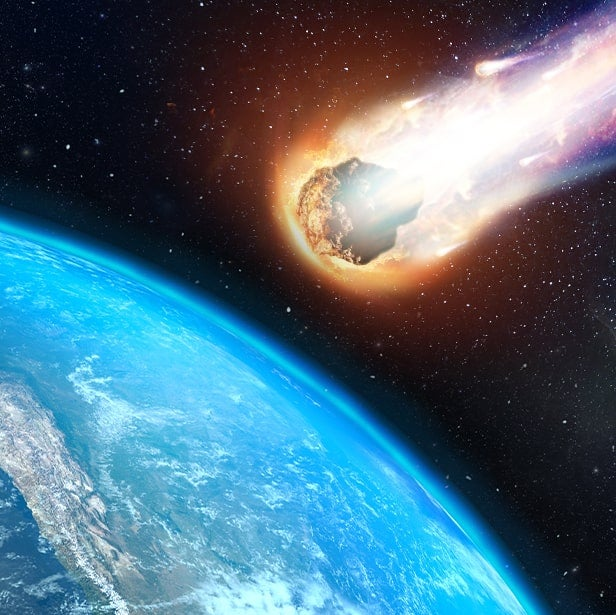 NASA: Earth Is Defenseless Against Asteroid