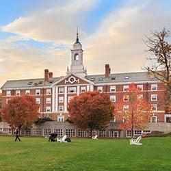 Harvard's Atheist President of Chaplains