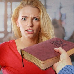 Bad Feelings: Is Sharing Your Faith Immoral?