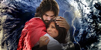 Jesus—the Eye of the Storm
