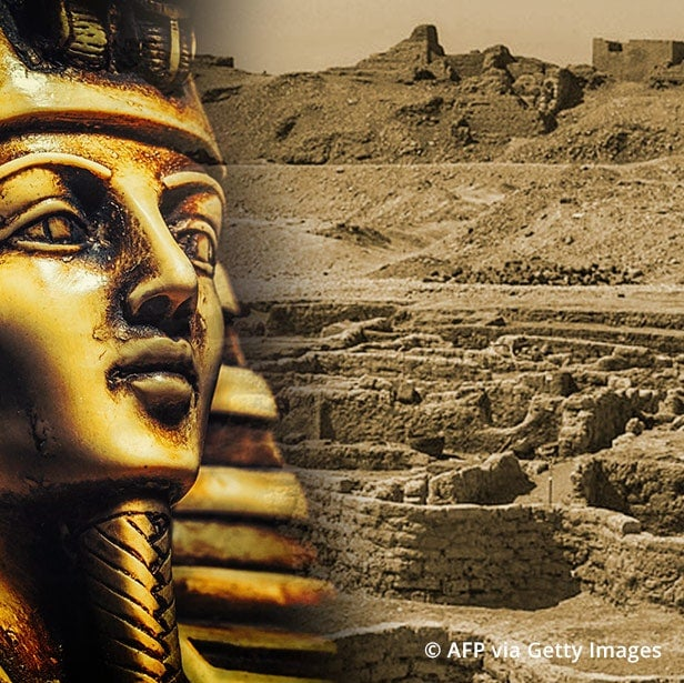 Egypt's Lost City