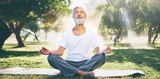 Meditation: Does It Help?