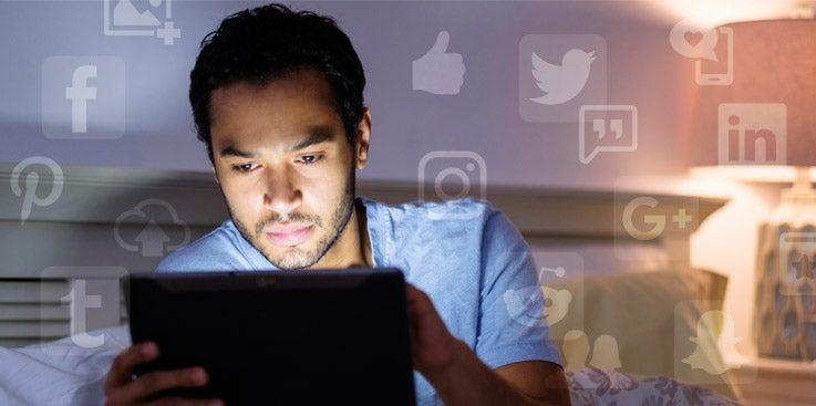 Social Media—Is It Really Social?