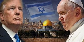 Will Jerusalem, City of...