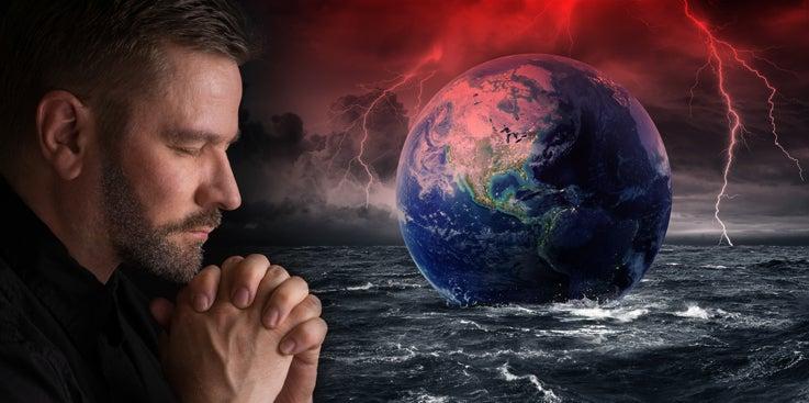 In a World of Turmoil - Pray!
