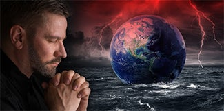 In a World of Turmoil—Pray!
