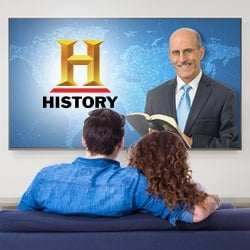Amazing Facts Makes History (On the History Channel)