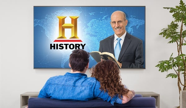 Watch Amazing Facts Makes History (On the History Channel)