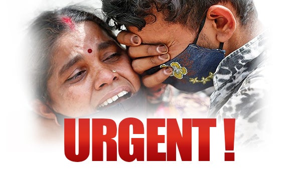 Watch URGENT! India, Country in Crisis
