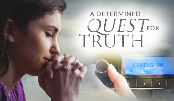 Watch A Determined Quest for Truth!