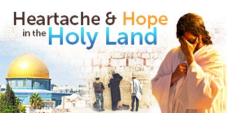 Watch Heartache and Hope in the Holy Land