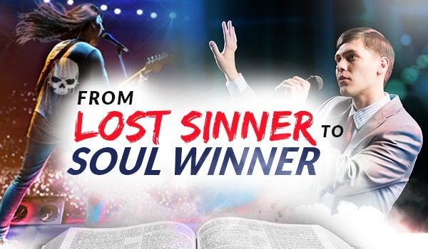 Watch From Lost Sinner to Soul-Winner