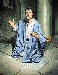 Beholding Christ