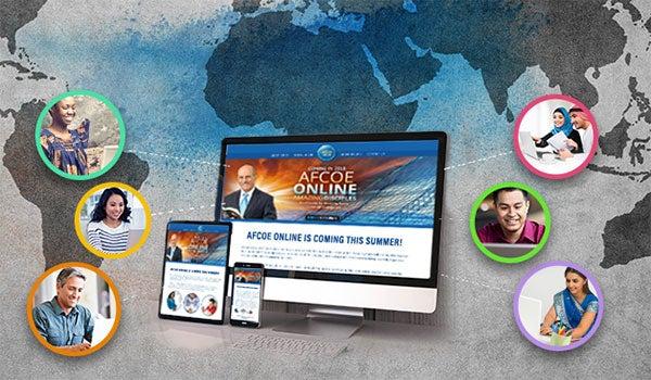 AFCOE Online — An Evangelism Explosion!