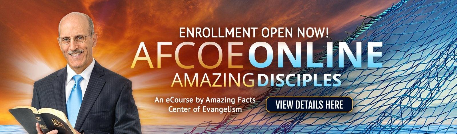 AFCOE Online Open Enrollment