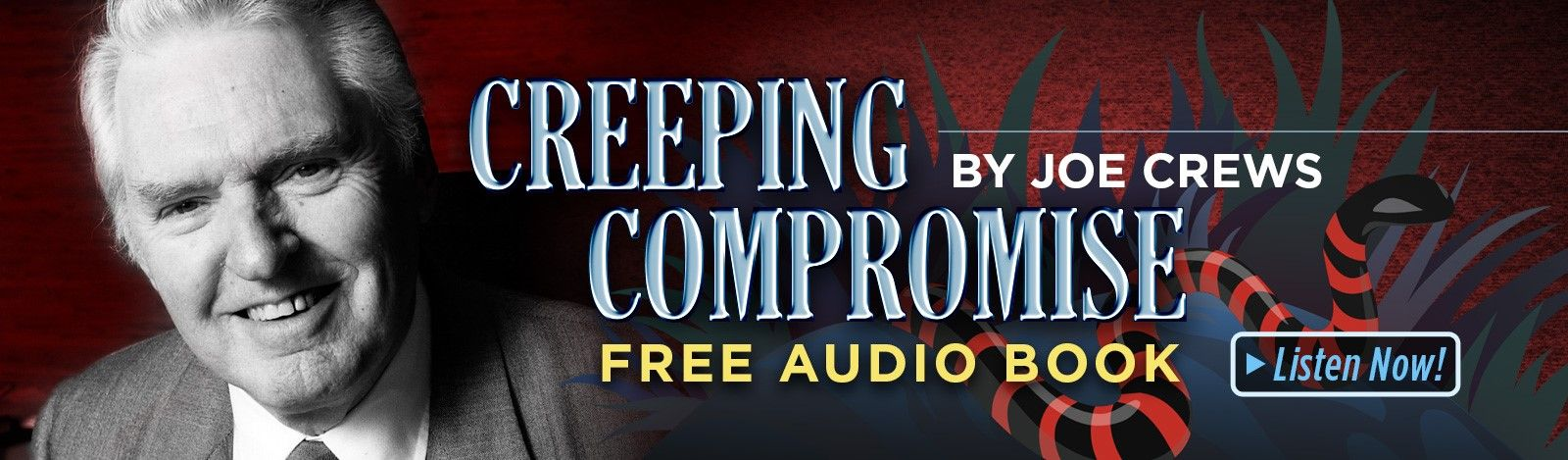 Free Creeping Compromise Audio Book!