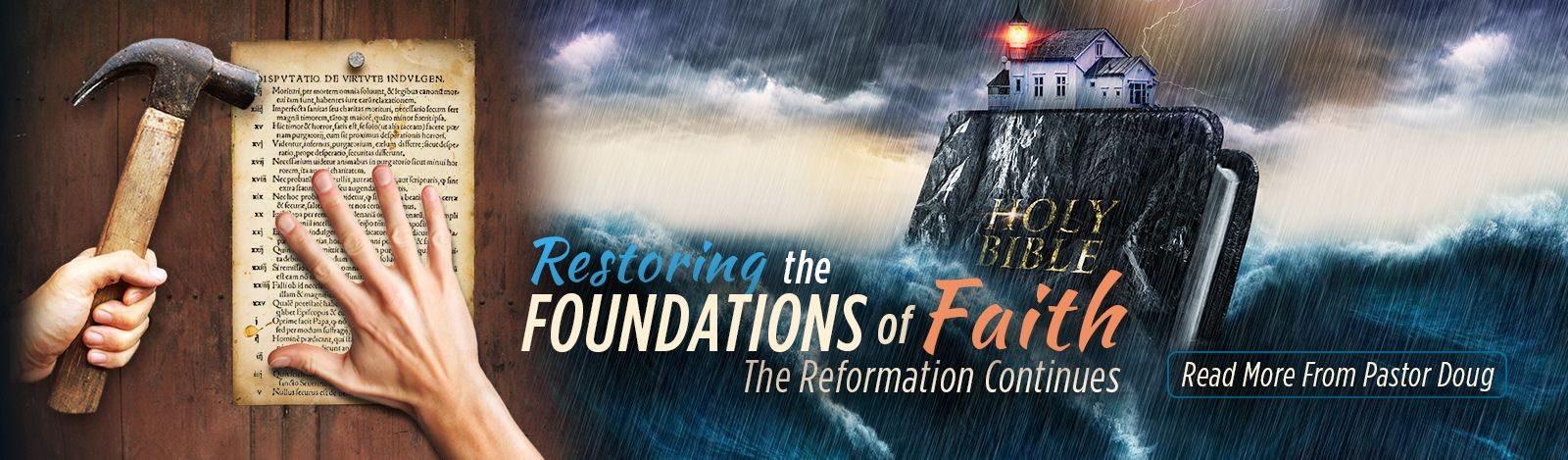Restoring the Foundations of Faith