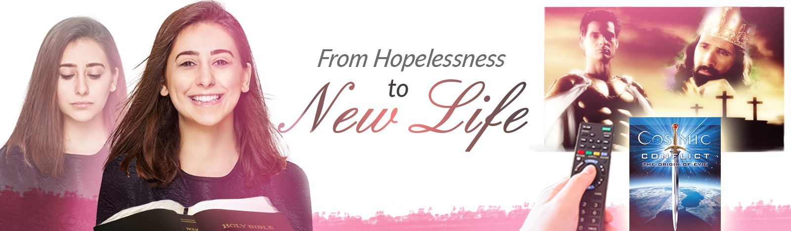 From Hopelessness to New Life!