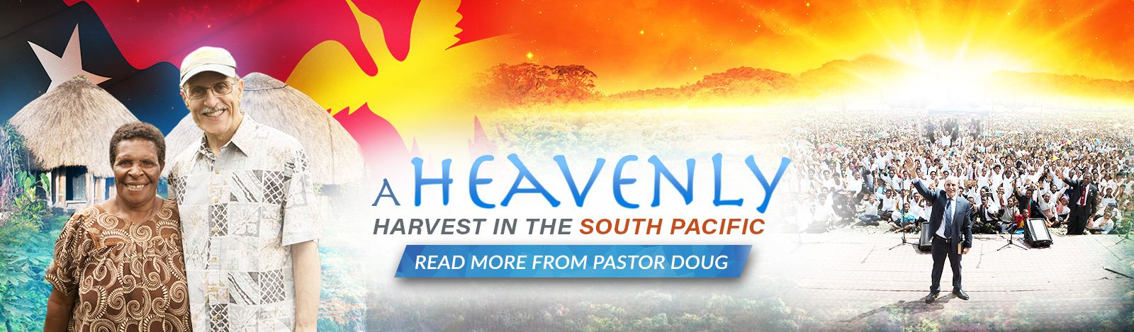 A Heavenly Harvest in the South Pacific
