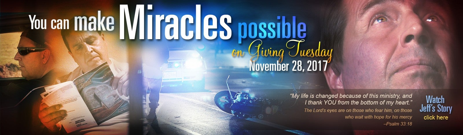Making Miracles Possible