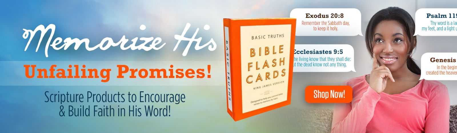 Memorize Scripture!  Here's How ...