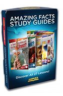 Amazing Facts Bible Study Guides in Box by Bill May