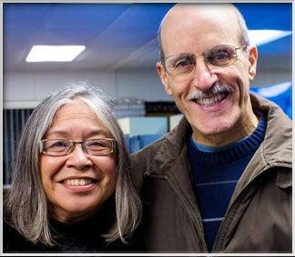 Nita and Pastor Doug