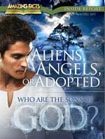 Aliens, Angels, or Adopted? Who Are the Sons of God?