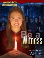 Be a Witness: A Personal Passion for Evangelism